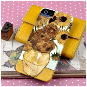 Vincent Van Gogh 'Sunflowers' Phone case