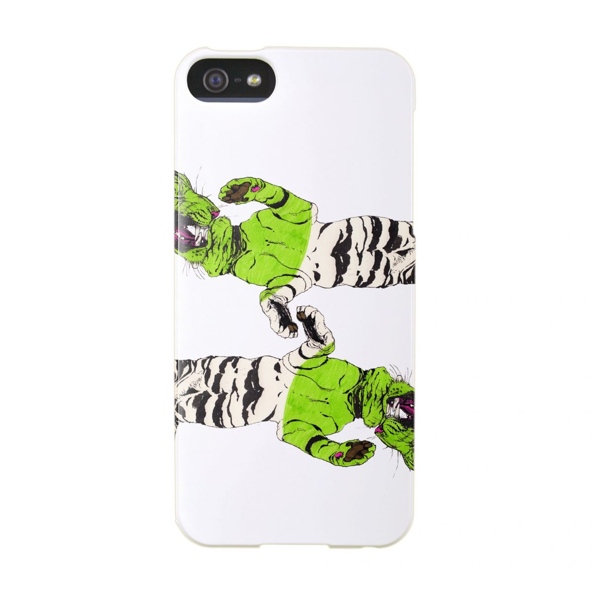 "Mina Milk ""Four Tigers"" Phone case"