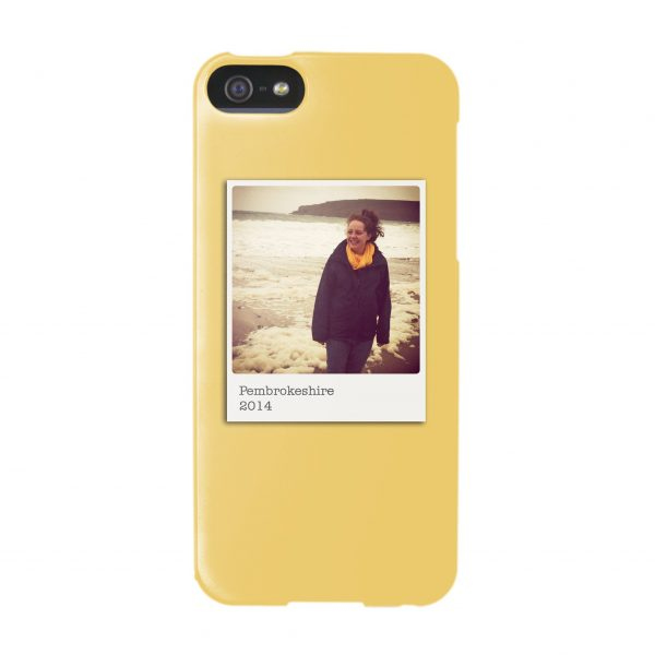 Personalised Colour Photo Phone case