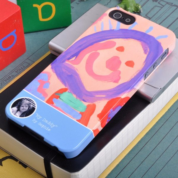Personalised Children's Art Phone case
