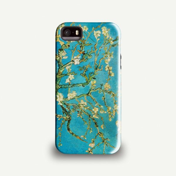 "Vincent van Gogh ""Branch of an Almond Tree in Blossom"" Phone case"