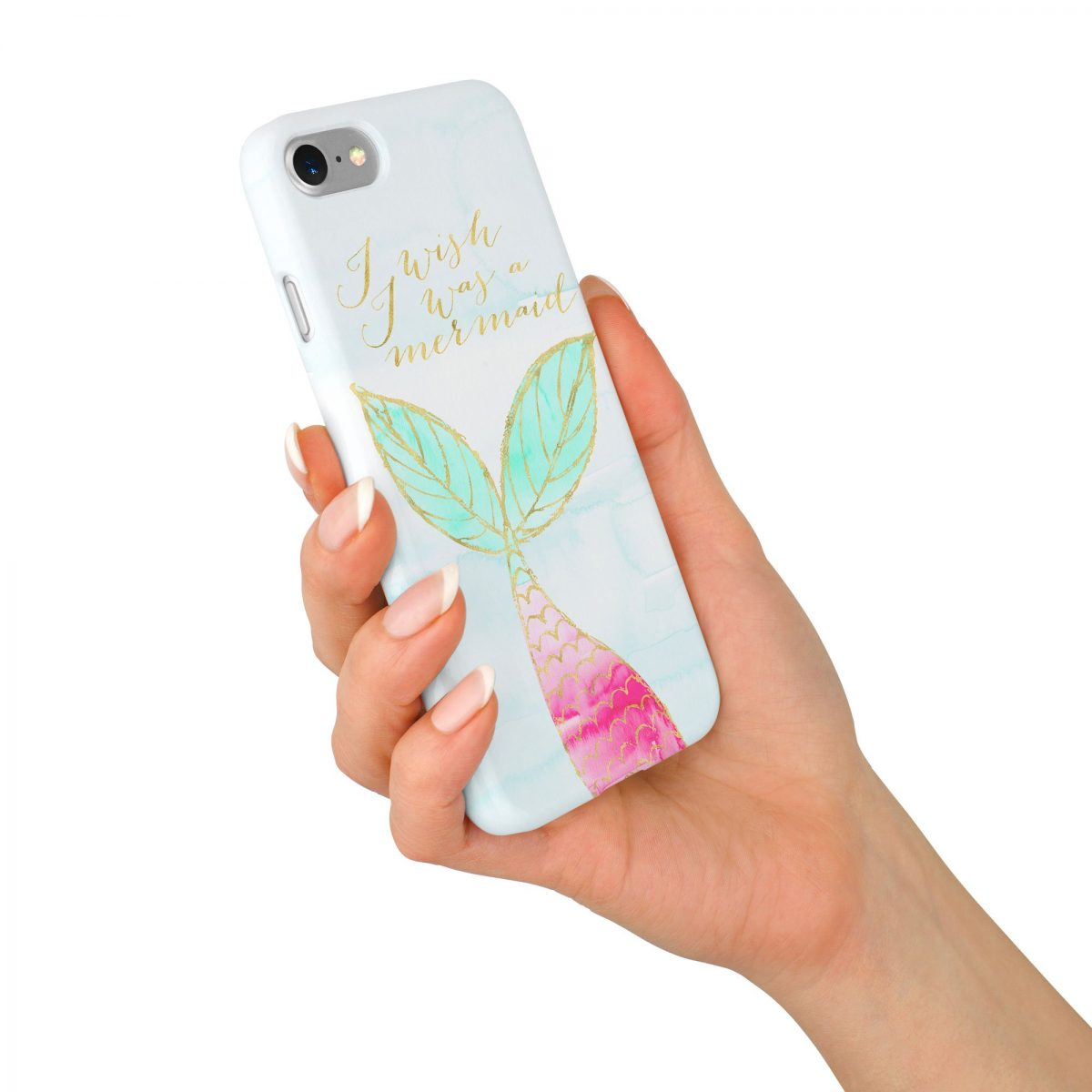 Tracey Coon 'Mermaid' Phone Case
