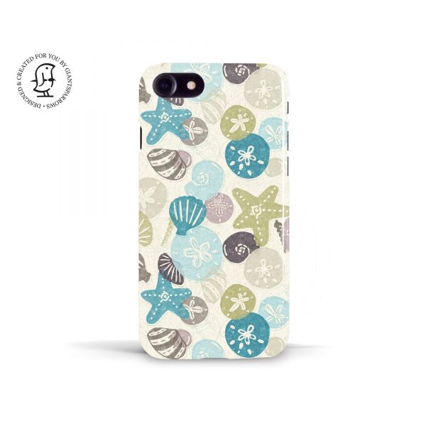 Tracey Coon 'Seashells' Phone Case