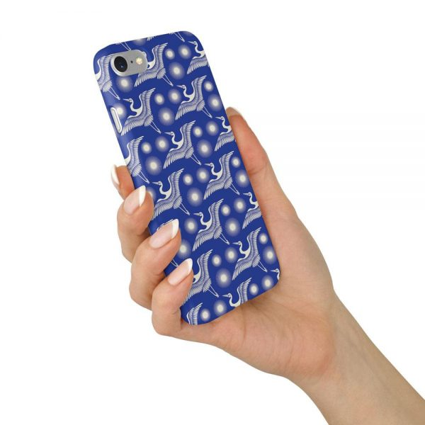Sparrow Studios 'Japanese Birds Pattern' Phone case
