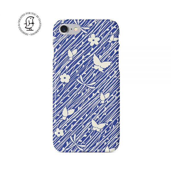 Sparrow Studios 'Japanese Nature Pattern' Phone case