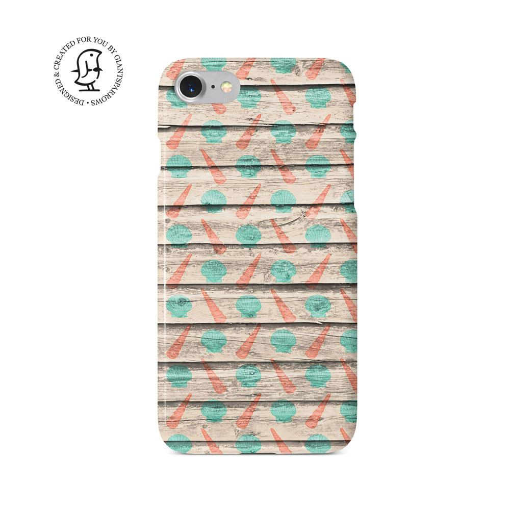 """""""Shells"""" Beach House Collection Phone Case"""