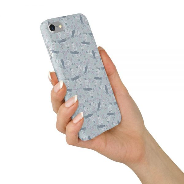 """Birds"" Arctic Space Collection Phone Case"