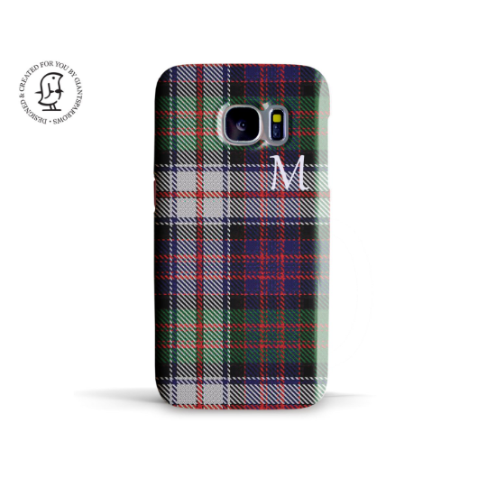 """MacDonald Dress Clan"" Personalised Phone Case"