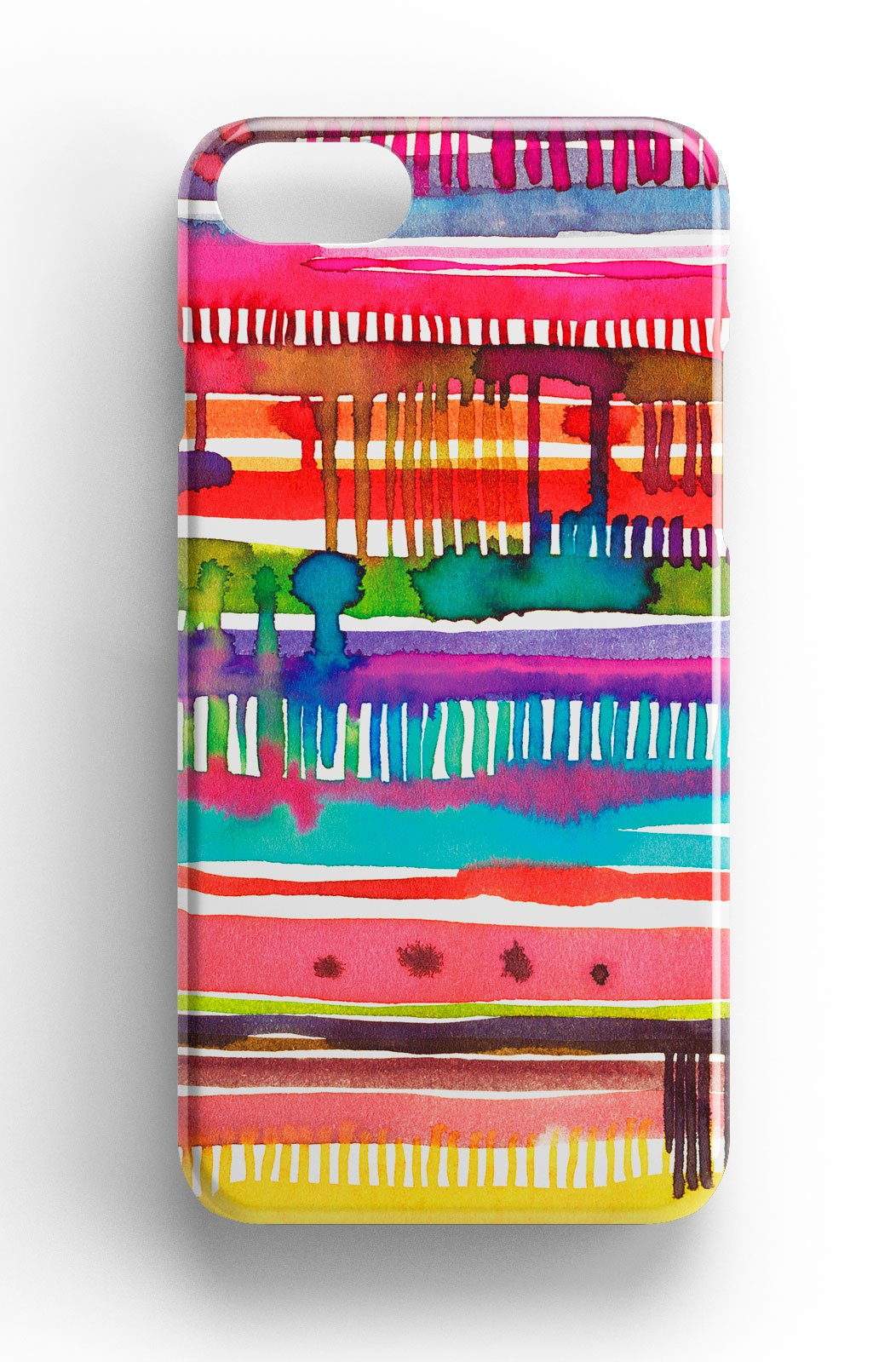 Ninola Design Watercolour Abstract Phone Case
