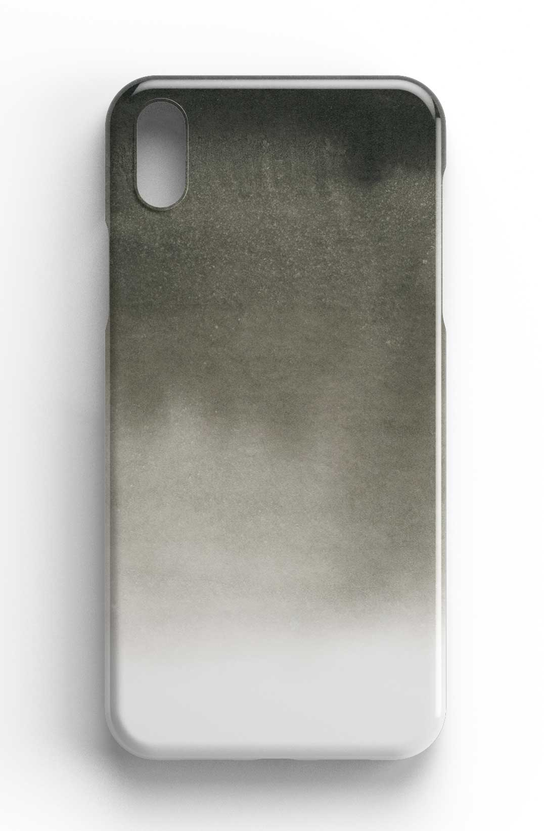 """Black Ombre"" Collection Phone Case"