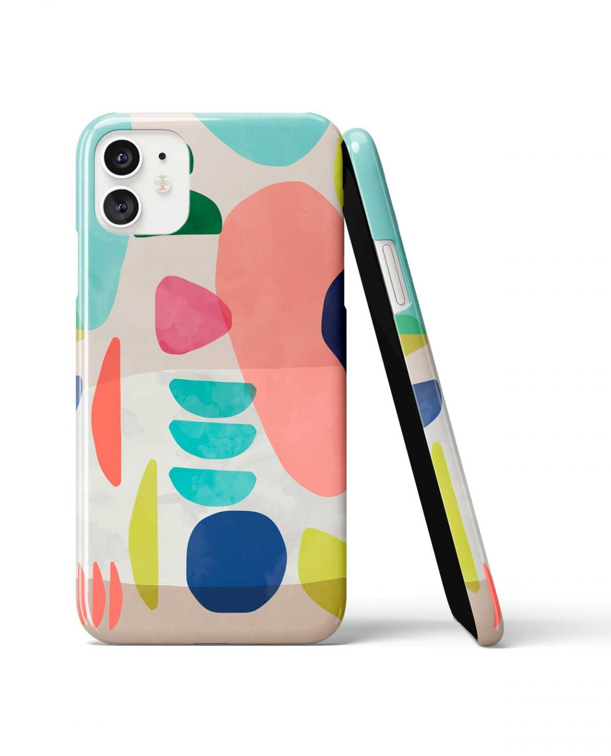 Ninola Design Organic Bold Shapes Phone Case
