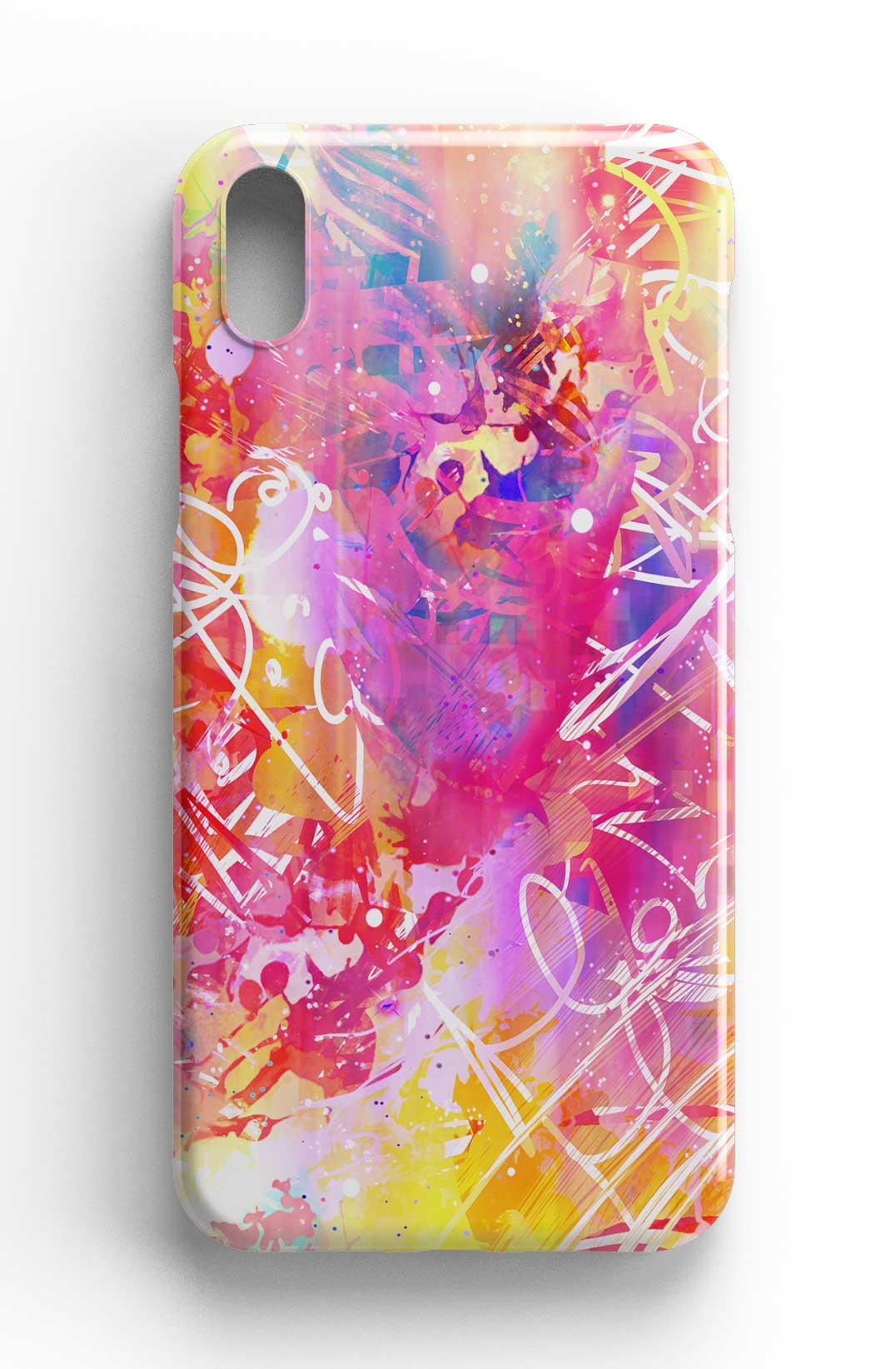 Abstract Spring Blossom Phone Case